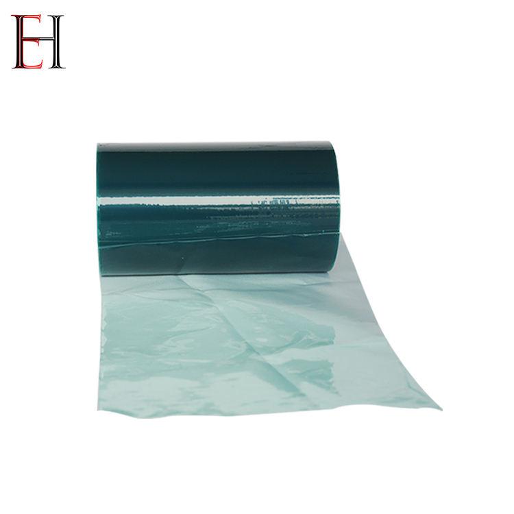 Eua exportado padrão black white pe película protetora para o aço inoxidável