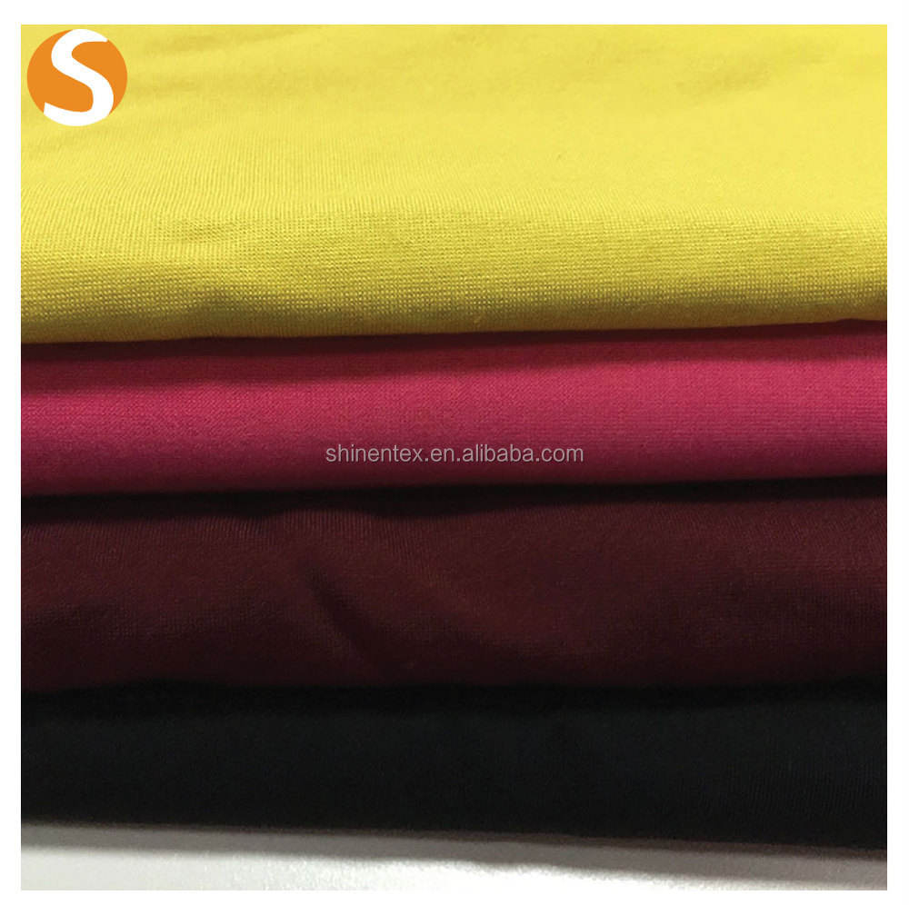 hot sell NR Ponte Roma Fabric polyester rayon