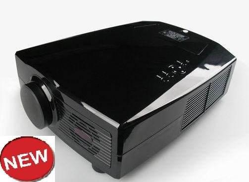 2000 lumens - projecteur de multimédia d'affichage à cristaux liquides - projecteur visuel de SVGA - 800*600