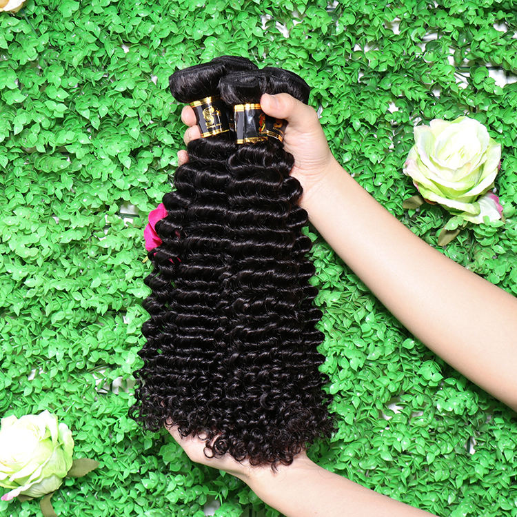 Aosun 10 Inch Ombre Deep Wave Fake Colored Brazilian Hair,Body Wave Crochet X pression Hair Extension,Raw Women Mink Hair Vendor