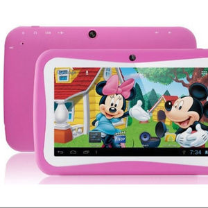 Hot selling 7 inch android quad core wifi tablet 1024*600 HD 1 gb 8 gb android rockchip tablet pc zonder sim-kaart