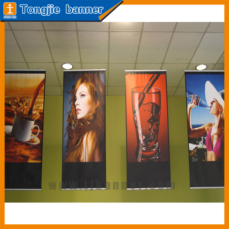 Custom Anime Designs Pared Hanging Scroll Banners