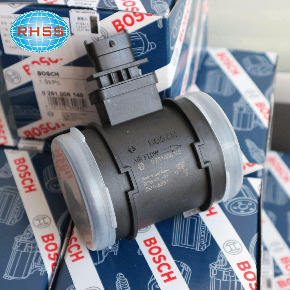 Bosch HOT-FILM Masa Sensor de flujo de aire 0281006140