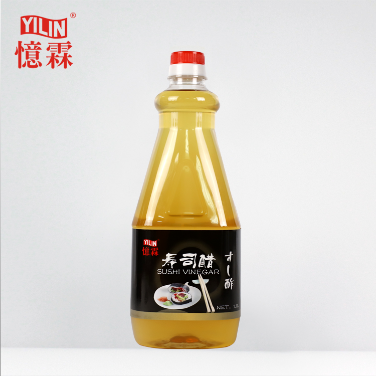 1.1L sushi sweet white Rice Vinegar for Japanese product