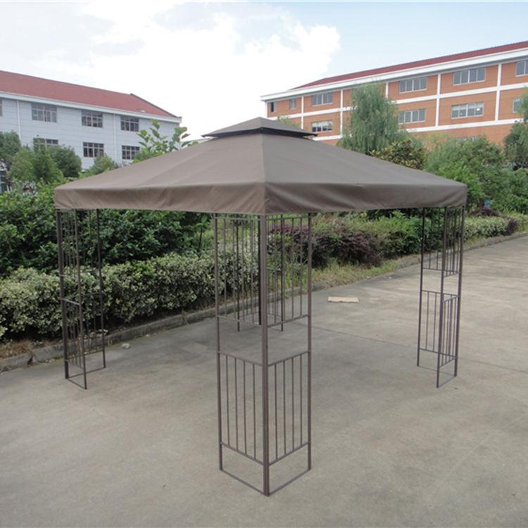 Handels Assurance Odm Verfügbar Metall Dach Dekoriert Hochzeit 180G/M2 Polyester Wasserdichte Pavillons