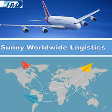 Best air freight forwarder door to door lower DDP rates Delivery Amazon cargo to USA/UK/Canada/Germany
