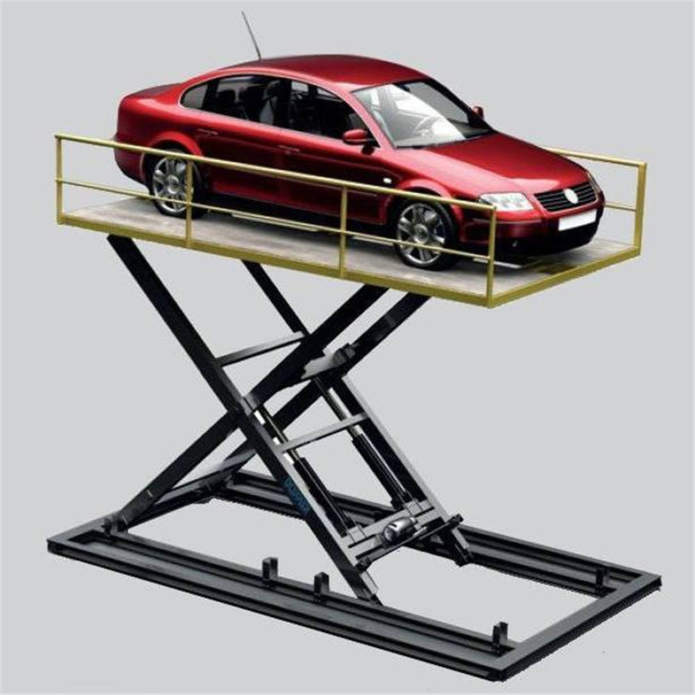 Durable Using Garage Car Lift Platform