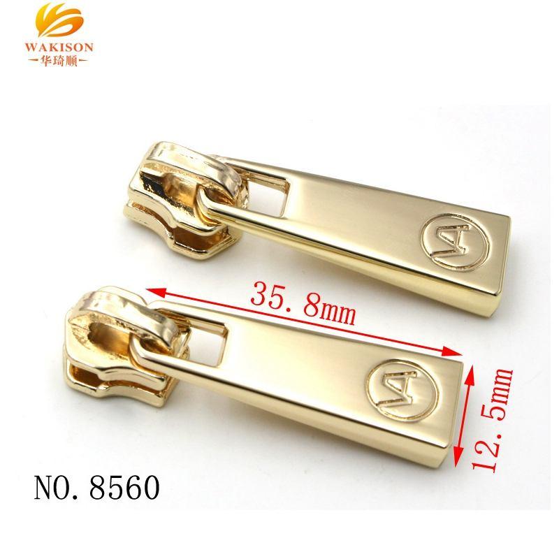 OEM usine personnalisé marque logo nickel livraison <span class=keywords><strong>ykk</strong></span> curseur <span class=keywords><strong>à</strong></span> <span class=keywords><strong>glissière</strong></span> <span class=keywords><strong>en</strong></span> métal extracteur
