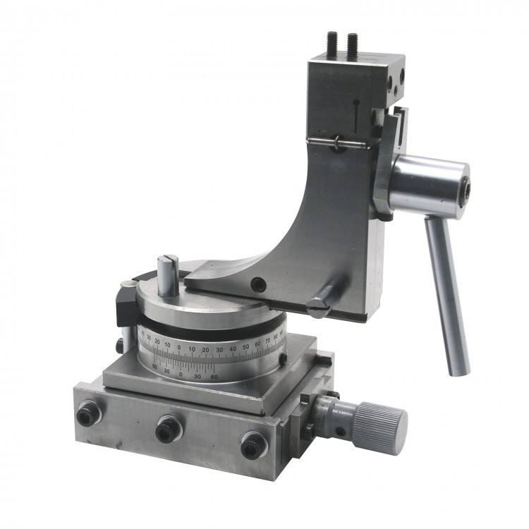 WD165 Wheel Dresser High Precision Universal Grinder Radius Angle Wheel Dresser