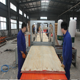automatic 4*8ft plywood core veneer paving/forming machine /equipment