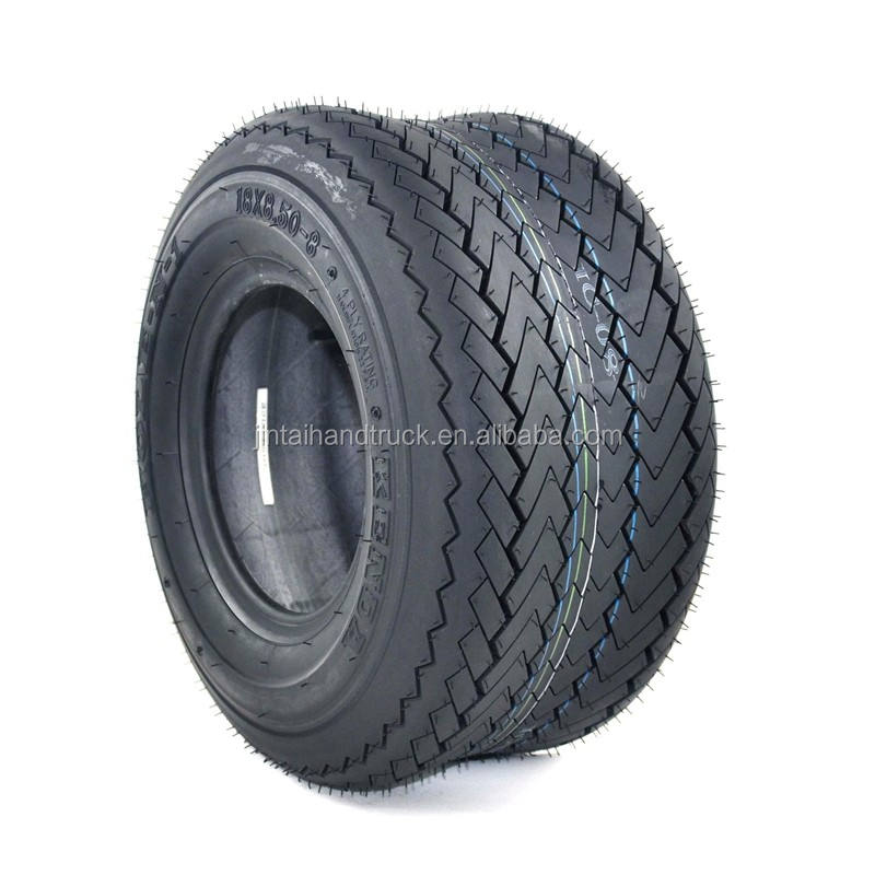 Dot approved 8 inch golf car tires