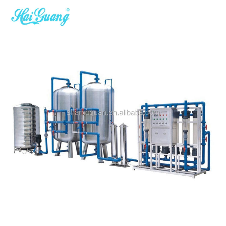 Solar Power Plant/Ro Pure Water Plant/Osmosis Reverse