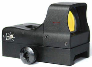Vector Optics Predator 1x28x20 Tactical Reflexible Red Dot Sight