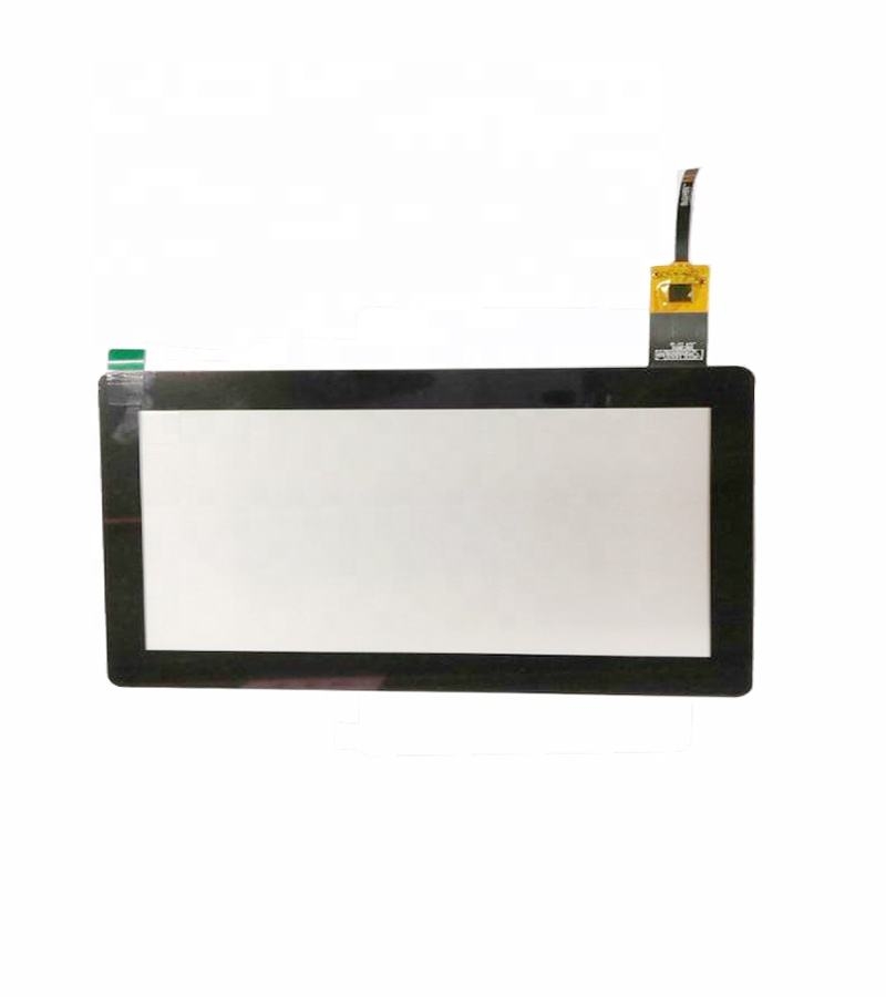 Customize Size 6/7/8 인치 IIC Interface Capacitive Touch Screen