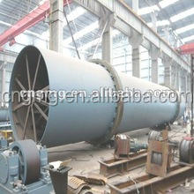 18-30t/h low heat consumption rotary drum dryer drying limestone slag/cement clinker in cement plant