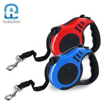 Wholesale 3M/5M Safety Automatic Retractable Dog Leash dog running Leash