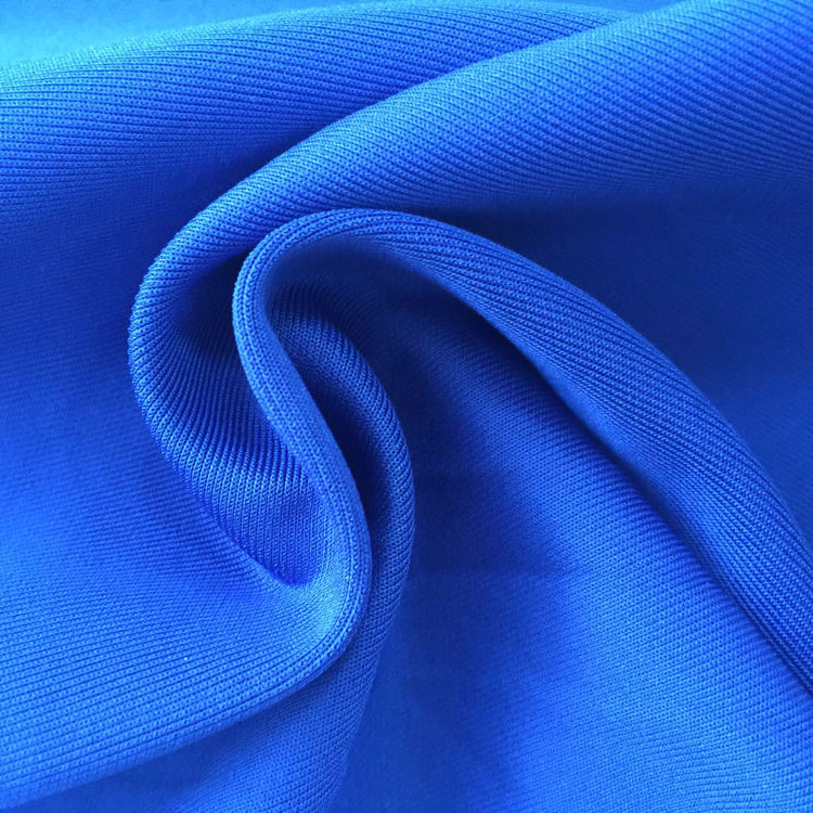 Top specialized design superior polyester spandex Knitted stretch uniform fabric for sportswear