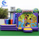 Scooby doo toys bouncy castle inflatable combo castle slide for sale