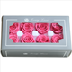 4-5 cm Preserved Rose Wholesale Everlasting Beautiful Rose Preserved Flower