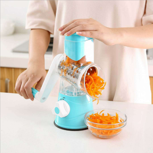 Gadgets kitchen accessories stainless steel multi-function manual slicer vegetable shredder cutter chopper vegetable slicer