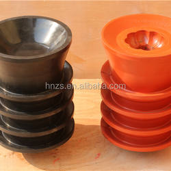 API standard non-rotating oil well casing cementing plug