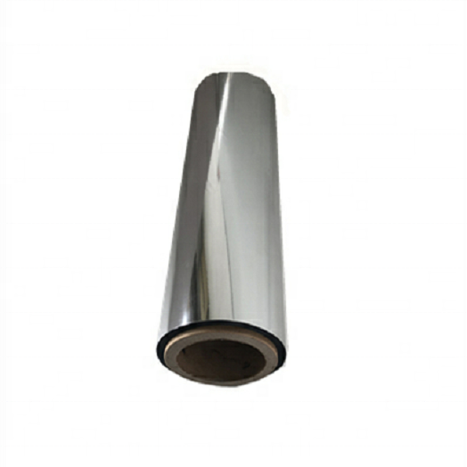 Metalized PET Film 8 micron pet film Thermal Insulation Material Rolls