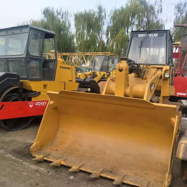 Strong power used cat 963D crawler loader with low price for sale with high condition