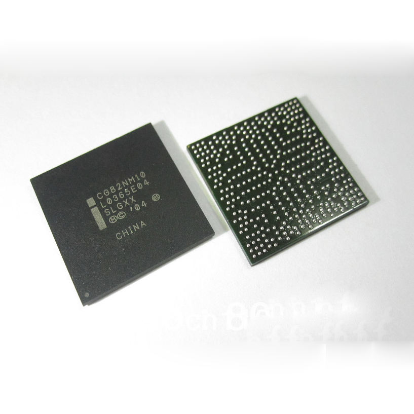 Чипсет CG82NM10 SLGXX <span class=keywords><strong>BGA</strong></span> IC, графический чип, чипы IC для <span class=keywords><strong>ноутбук</strong></span>а
