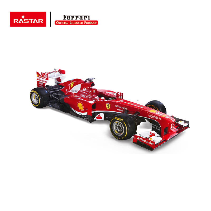 Rastar Ferrari F1 1/18 Car Toys For Kids radio control vehicle remote control toy car electric sport racing hobby high speed rc