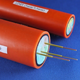 Sample free microduct 8 core fiber optic cable for air blowing solution