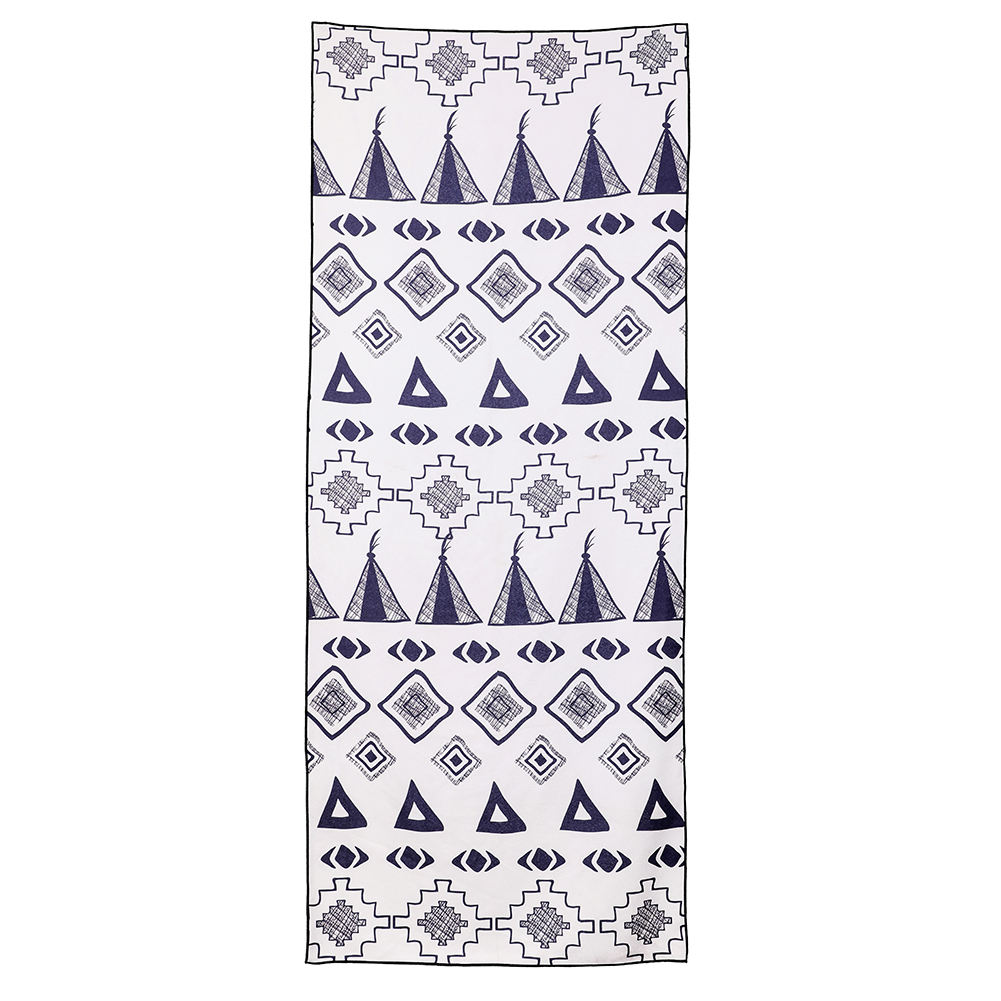 New product wholesale custom printed yoga towel microfiber