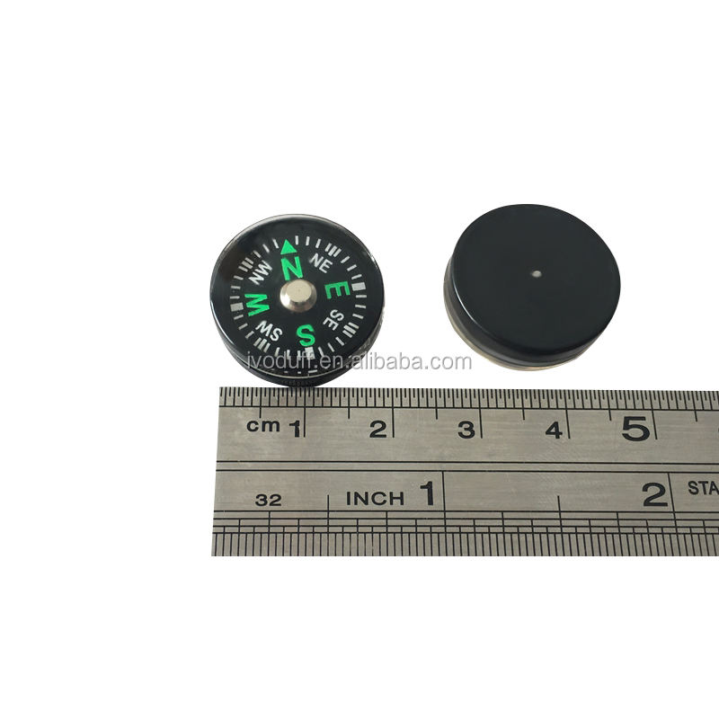 Plastic Compass Hot Selling 20mm Mini Plastic Compass Pocket Compass