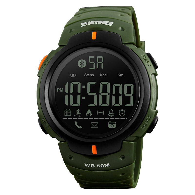 digital watch for sport smart remote camera watch hands skmei 1301