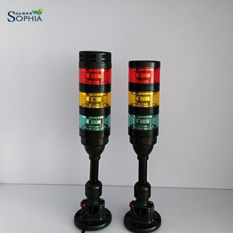 Sophia TL70 Flash LED signal tower light with sound