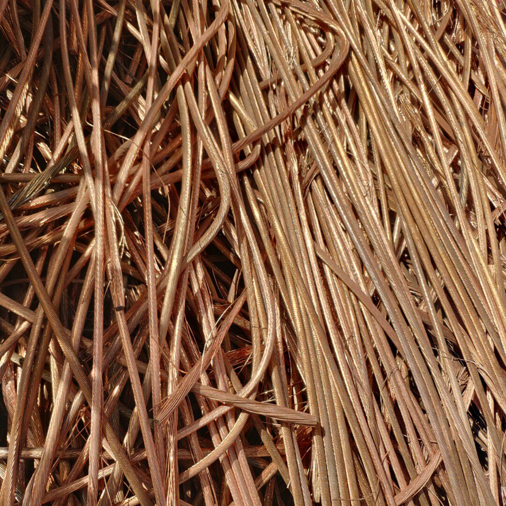 bare copper wire 99.9% pure copper