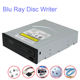 Best quality silver color model BDR-L06 SATA interfact internal 12X blu ray writer for desktop computer