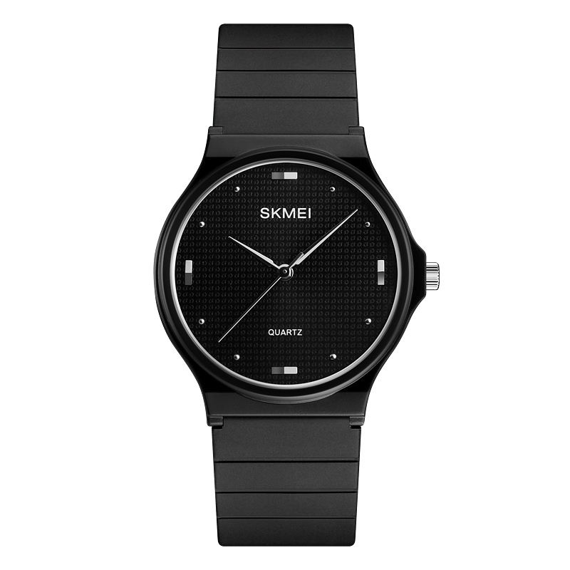Skmei Professional Rubber Wrist Woman Brand High Accuracy Quartz Watch