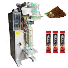 Automatic Sugar Sachet Coffee Cocoa Salt Powder Packing Machine Sugar Packaging and Printing Machine
