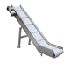 PlastLink China supplier Z type conveyor belting inclined modular conveyor belt