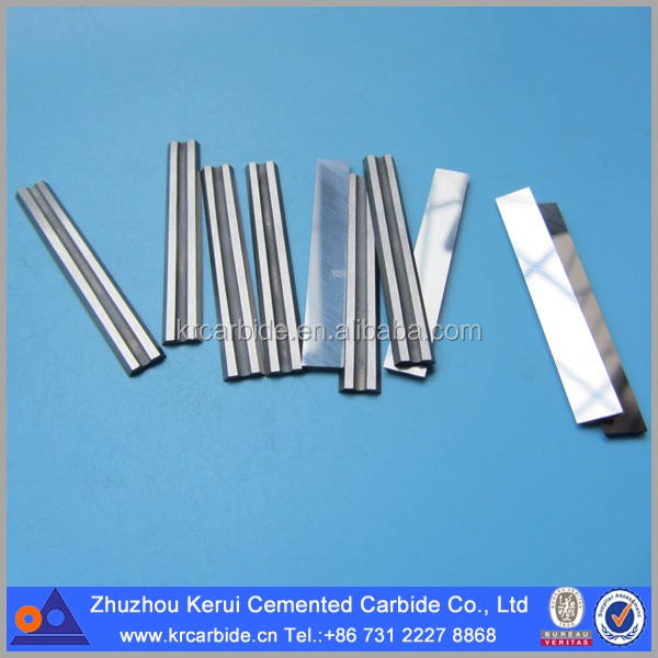 50mm cut length woodworking knife tungsten carbide blade from Zhuzhou manufacturer