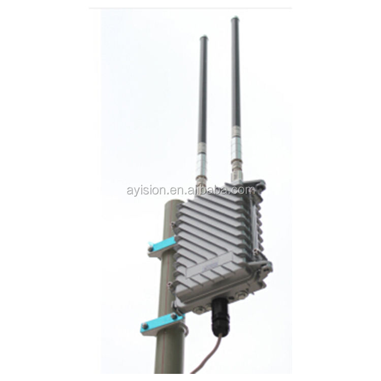 Outdoor waterproof 3G 4G mobile signal booster