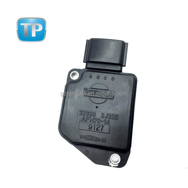 Mass Air Flow Sensor For 98-04 Nissan Pathfinder Infiniti QX4 226805J000 AFH7016