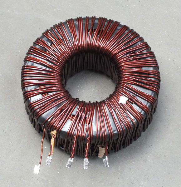 customized toroidal current transformer 220v 230v 12v 1000va