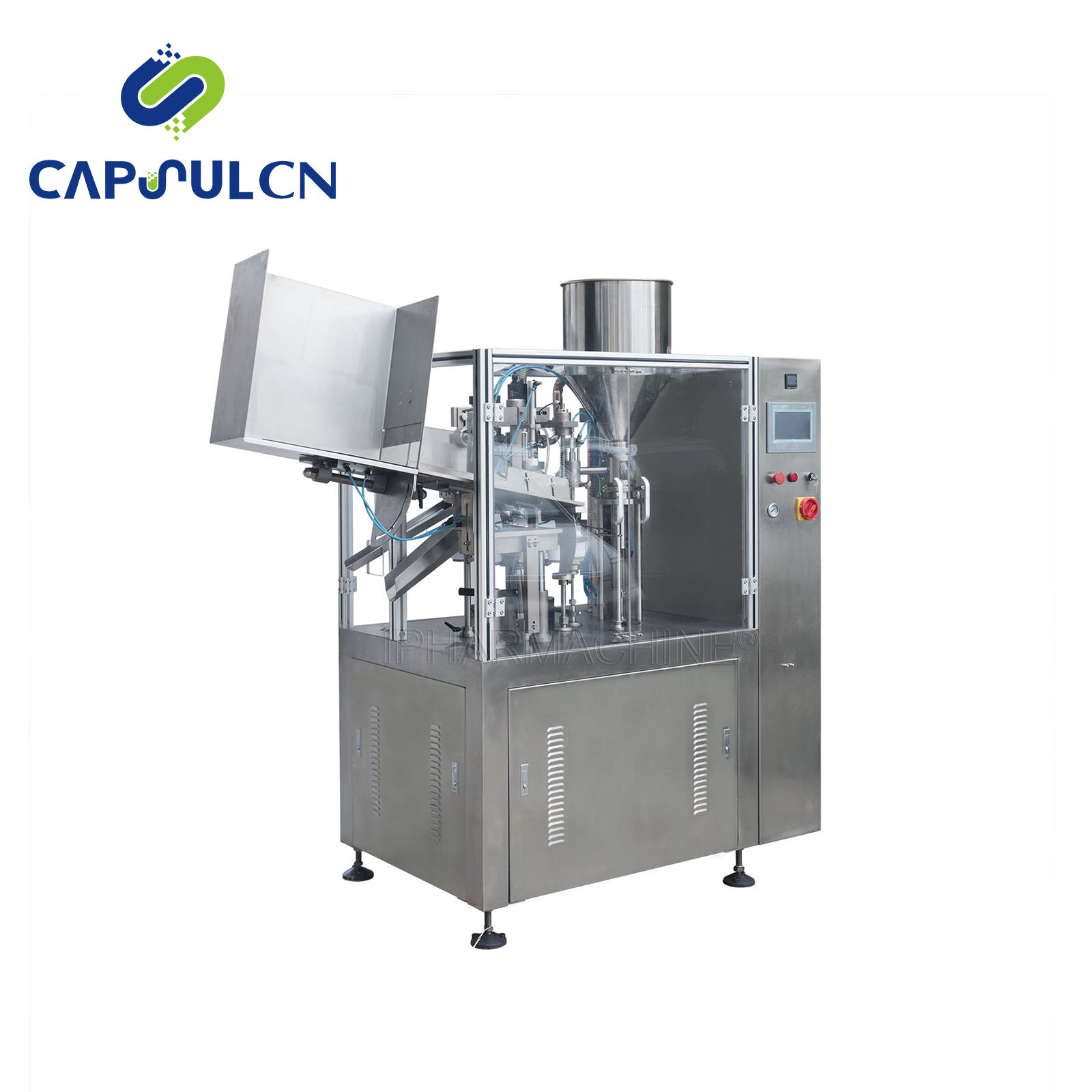NF-60 Collapsible High Speed Lami Tube Filling Machine