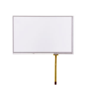 164x103mm Digitizer Glas 7,1 zoll 4 draht Resistiven Touch Screen Panel