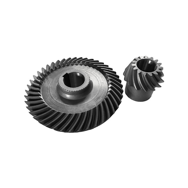 Bevel gear differential stainless steel bevel gear helical bevel gear spiral