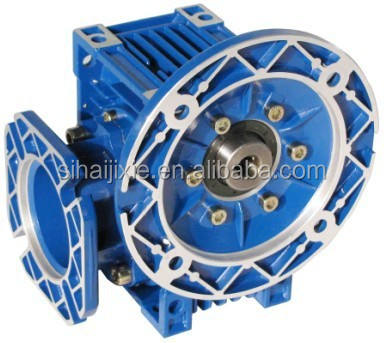 Chinese Factory Power Transmission Mechanical Motovario like RV Series Worm and worm gear motor gearboxes