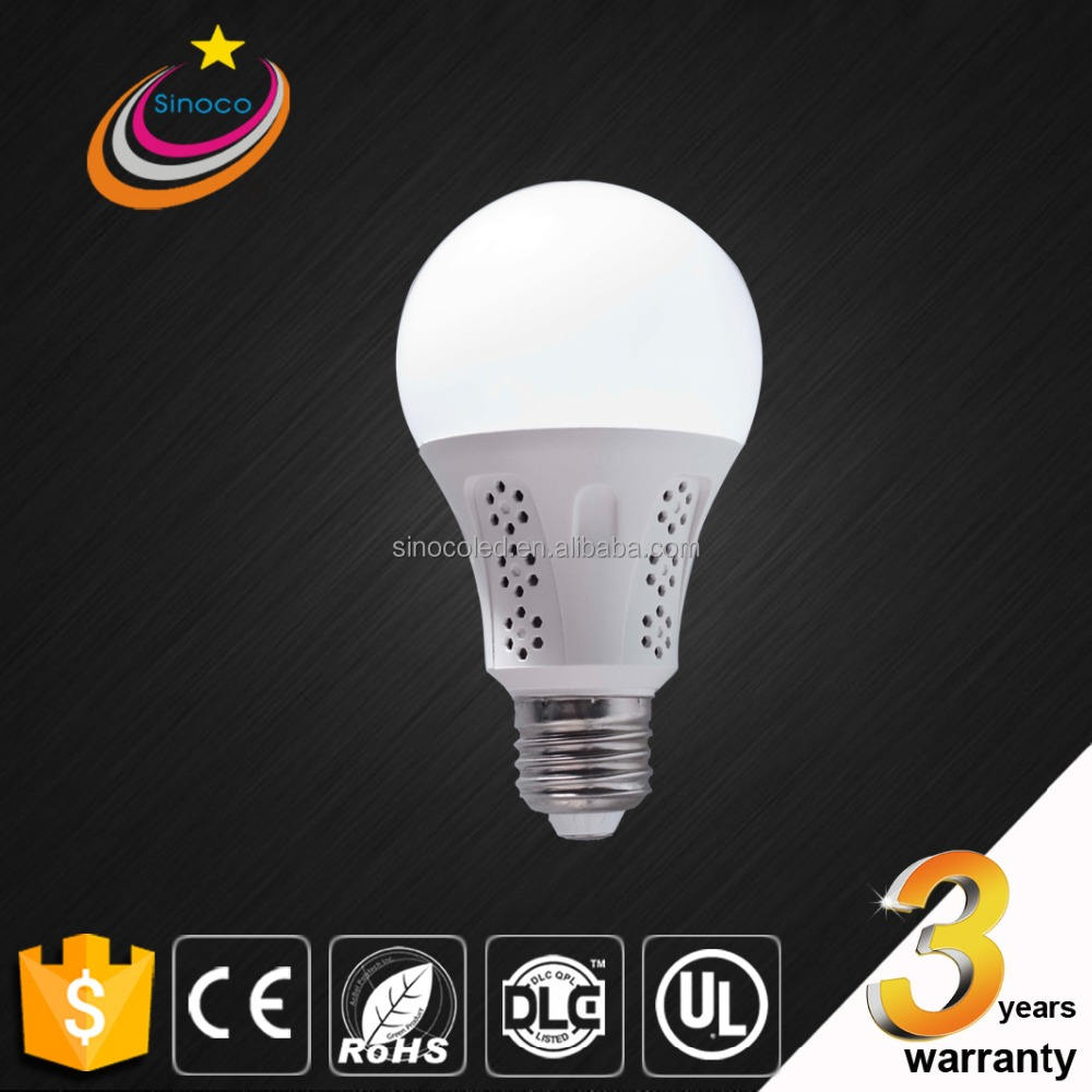 portable energy saving solar operated led bulb for camping reading 5w 7w 9w rechargeable led emergency light bulb
