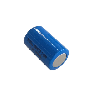PKCELL ER14250 Lithium Battery 3.6V 1/2AA 1200mAh LiSOCL2 Batteries with wire and connector
