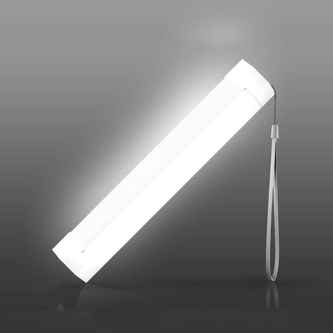 YJR3003 Solar Wiederaufladbare Tragbare Magnetische Led Licht Pol 12 v <span class=keywords><strong>Camping</strong></span> Led Streifen Licht Bar